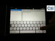 How to use iPad And Dragon Dictation - Free App