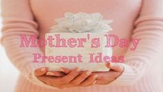 Mothers day present ideas perfume for mom