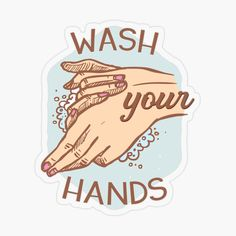 Remember to wash your hands! Did you know you can get expert advice from the comfort of your own home? Visit our website (link in bio) to learn more about our virtual consultation! Hand Illustration, Word Drawings, Hand Sticker, Dental Emergency, Art Jokes, Doodle Art Drawing, Dental Art, Hand Hygiene, Ads Creative