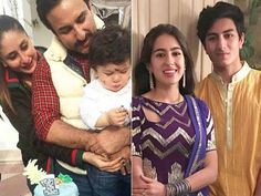 Kareena Kapoor and Saif Ali Khan celebrated Taimur Ali Khan's first birthday at their royal Pataudi Palace. Their close friends and family members graced the party with their presence. But many eyebrows were raised when Sara Ali Khan and Ibrahim Ali Khan chose to give Taimur's first...