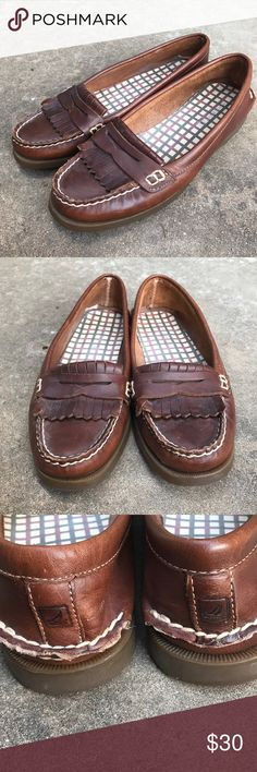 New Sperry Top-Sider Loafers New leather loafers with no flaws. Women's 8M Sperry Top-Sider Shoes Flats & Loafers