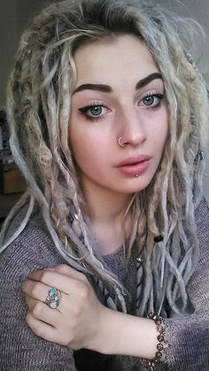 dreads for caucasian hair - Google Search