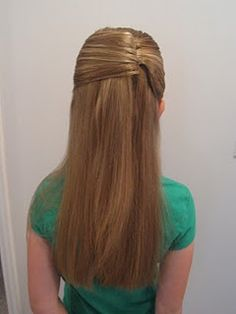 Amanda Seyfriend hair from Letters to Juliet How-To.