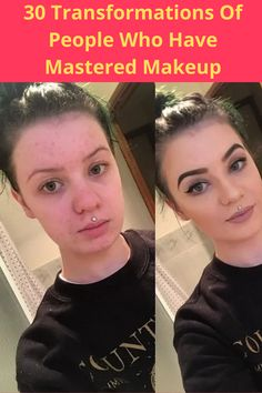 Some people have a natural knack for makeup. For others, it's a long learning experience that takes years to perfect. But either way, there's no denying that in the right hands, a makeover can completely change someone's appearance. Sometimes, it's almost unbelievable how much a face can change.