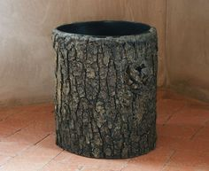 Forest Trashcan - Enchanted Forest. Love this bin!!