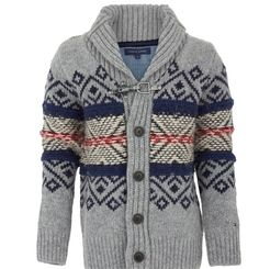 Nordic cozy, perfect for snuggling by the fire!