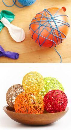 osterdeko-idee-ballons-garn-umwickeln-klebstoff-kreative-idee-basteln