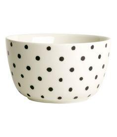 H&M Ceramic Bowl $5.95