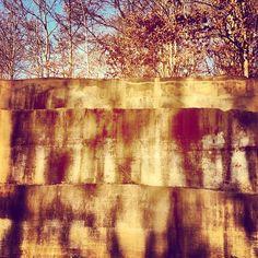 Quarry Steps @ Deep Lock Quarry Metro Park, Photo by aaronbuzek