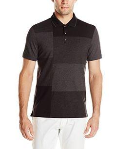 Calvin Klein Men's Refined Jersey Engineered Blocked Polo  http://www.allmenstyle.com/calvin-klein-mens-refined-jersey-engineered-blocked-polo/