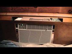 Vintage Camper Restore – Air Conditioner Installation in floor Vintage Camper Restore – Installation der Klimaanlage im Boden Vintage Motorhome, Vintage Camper Interior, Vintage Rv, Vintage Caravans, Vintage Travel Trailers, Vintage Campers, Rv Interior, Floor Air Conditioner, Camper Air Conditioner