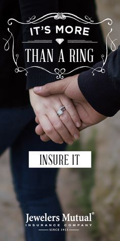 Jewelry protection starts here. Get a free quote to insure your engagement ring and jewelry collection from Jewelers Mutual Insurance Company.
