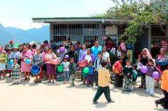 En el Llano y en la Barranca, Pinal de Amoles, Querétaro, a 4 de mayo de 2017. La Presidenta Municipal,...