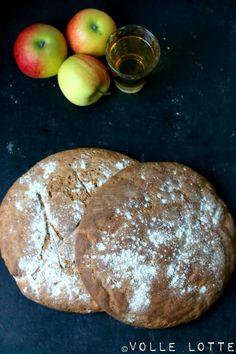 Hessisches Brot mit Apfelwein #ichbacksmir #brot