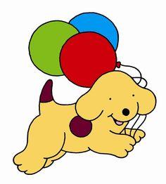 Spot the Dog Balloons
