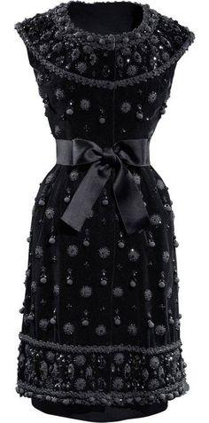 What a fabulous dress! Cristobal Balenciaga