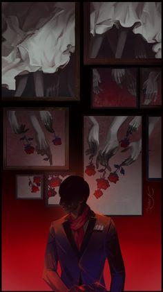 Stefano Valentini// The Evil Within 2 {Psycho Break The Evil Within Game, Anime Guys Shirtless, Anime Guys With Glasses, Evil Art, Scary, Creepy, Fanart, Resident Evil, Girl Humor