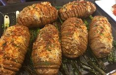 Crispy on the outside and creamy on the inside, with an alluring hint of wood smoke, Steven Raichlen shares recipes and tips for great hasselback potatoes.