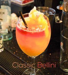 Classic Bellini Bellini, Sweet Sweet, Summertime, Urban, Drinks, Classic, Drinking, Beverages, Bellinis