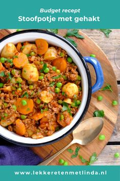 Good Food, Yummy Food, One Pan Meals, Cooking Recipes, Healthy Recipes, Budget Meals, Chana Masala, Soups And Stews, Food To Make