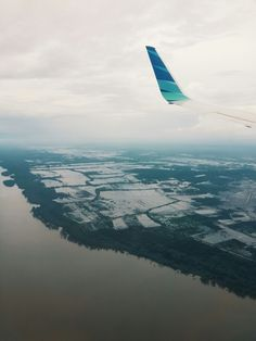 Borneo from above