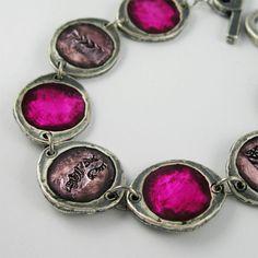Hey, I found this really awesome Etsy listing at https://www.etsy.com/listing/162554068/blush-bracelet