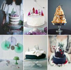 10 Festive Party Cake Ideas - Poppytalk
