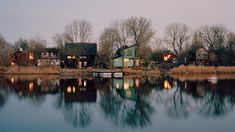 Christiania | From the series 'Postcards from Copenhagen' | Peter Holliday