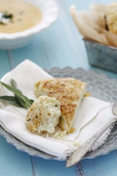 Savory Gruyere, Apple and Sage Scones