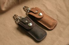 Leather Lighter Case Key Ring, Lighter Pouch, Lighter Cover,Lighter Case Leather,Gift for Him,Lighter holder,Lighter sleeve,Bic Lighter Case on Etsy, $11.99