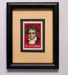 Beethoven....stamp