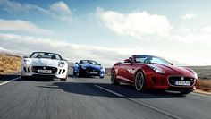 The red,white, and blue. Jag!