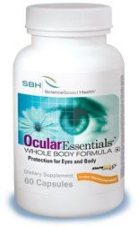 OcularEssentials Whole Body Formula  Specialized Eye  Body Multinutrient  60 Capsules *** You can find out more details at the link of the image. (This is an affiliate link)