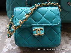 Chanel flap bag van XXL tot mini.