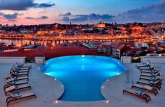 25 Amazing Hotels With Eye-Popping Views | Fodor's The Yeatman, Portugal