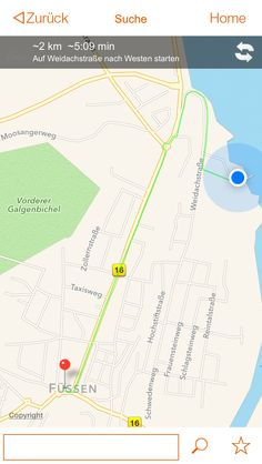 Live Navigation