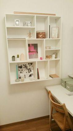 VT Wonen letterbak XL Hall Cupboard, Cupboard Design, Bookshelves, Bookcase, Pooja Room Door Design, Kitchen Room Design, Pooja Rooms, Room Doors, Dressers