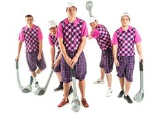Everyone loves a good old game of Pub Golf, but it's important you look the part. Can you make it around 18 holes?   Last Night of Freedom