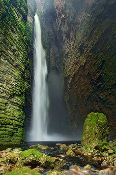 Chapada Diamantina, Brasil Places To Travel, Places To See, Travel Around The World, Around The Worlds, Brazil Travel, Beautiful Waterfalls, Beautiful Places To Visit, Nature Pictures, Amazing Nature