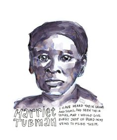 Portfolio — Artist Lydia Makepeace Harriet Tubman Quotes, Rosa Parks, Native American History, Ink Illustrations, Black History Month, Female Portrait, Quote Prints, Watercolor And Ink, Ancient History