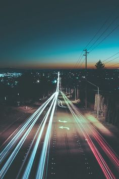 Art photography / Night & Silence