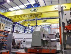 Proceso de mecanizado de caja reductora para carro abierto de grandes dimensiones.