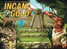 Incan Gold - Review ขุดทองล่าสมบัติแห่งอินคา