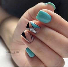 34 Natural short sqaure nails for thin and soft nails-pretty and elegant! Simple Acrylic Nails, Summer Acrylic Nails, Simple Nails, Soft Nails, Gel Nails, Stylish Nails, Trendy Nails, Sqaure Nails, Short Square Nails