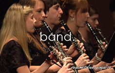 I REALLY, REALLY miss it. And I dream about it very frequently. This is even the instrument I played in concert band from 7th grade to 11th grade and in marching band for 7th and 8th grade. I played a few other instruments as well. =) The clarinet was fun but it was probably my least favorite of all of the instruments I've played. Also, I could never get as good on it as my awesome mom, @Wendy Purvis. =) hehe
