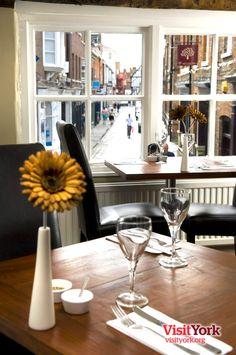Nineteen Restaurant, York, UK