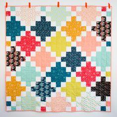 Make it Sew | Trellis Quilt | Floating On Cloud9 | Bloglovin'