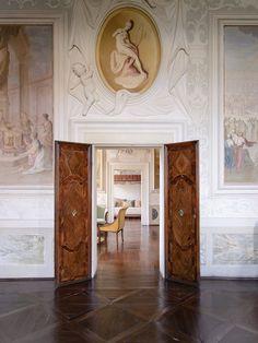 IT, Piombino Dese, Villa Cornaro. Architect Andrea Palladio,