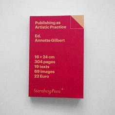 Publishing as Artistic Practice – LCBA