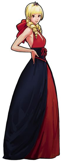 Rose Bernstein - The King of Fighters XI